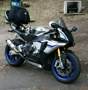 2016 Yamaha R1M North Lakes Pine Rivers Area Preview