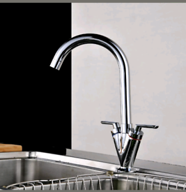 Kitchen tap new