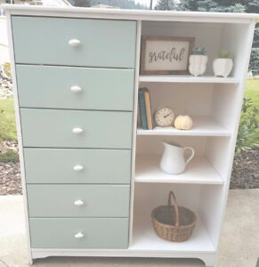 Bookcase/drawers