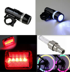 Bicycle See And Be Seen Lighting Kit