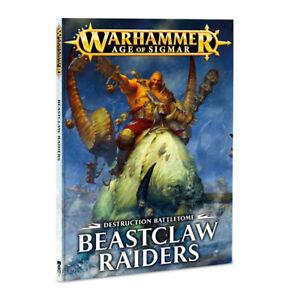 Age of Sigmar - BeastClaw Raiders Army