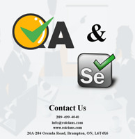 MANUAL+AUTOMATION TEST/QA JOB ORIENTED TRAINNG WITH HIGH SUCCESS