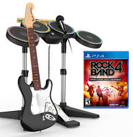 Rock Band 4 Band-in-a-Box   NEUF NEUF