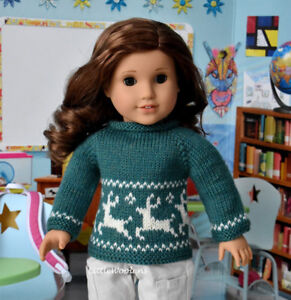 18 Inch Doll Knit Sweaters