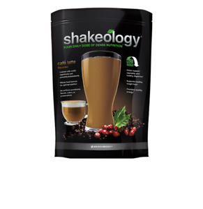 CAFE LATTE SHAKEOLOGY SALE - DELICIOUS HEALTH/WEIGHT LOSS SHAKE