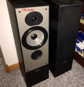 PARADIGM SPEAKERS 5 SE MK3 black