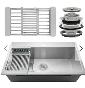 Top Mount Stainless Steel Sink