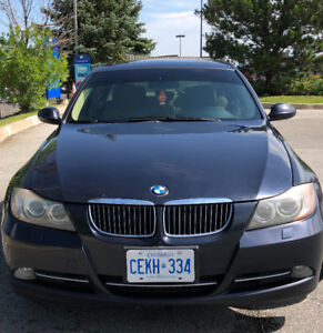 07 BMW 335 XI All Wheel Drive Twin Turbo Low KMs