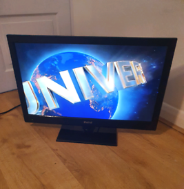 24 Inch LED TV with Built in DVD