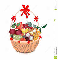 $1O FUNDRAISING BASKETS INVENTORY CREATE