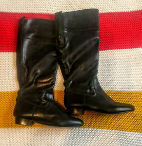 House of Harlow - Leather Riding boots, sz36