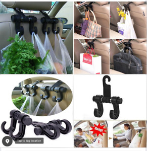 Car vehicle Hook shopping purse SUV holder accessory grocery