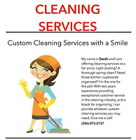 Custom Detailed Cleaner for Hire!