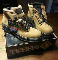 SAFETY TERRA BOOTS / BOTTES PROTECTION TERRA