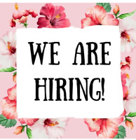 Beauty Boutique Hiring