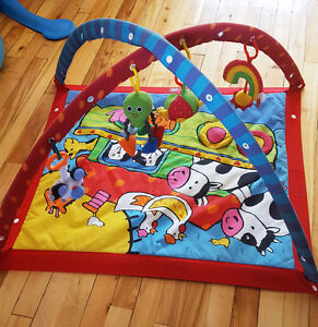 Play gym for infants