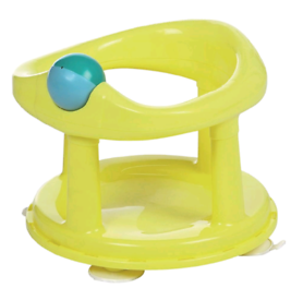 Safety 1st Swivel Baby Bath Seat - Lime Green