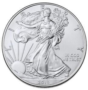 2019 1 oz American Silver Eagle Click The Link In the Descriptio