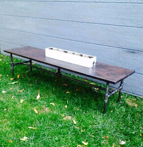 Bench/coffee table
