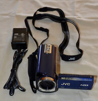 JVC Everio GZ-MG330AU Camcorder