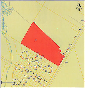 10 ACRES OF LAND READY FOR DEVELOPMENT!