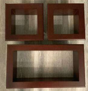 Shadow display boxes