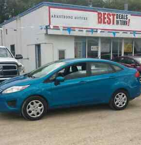 2012 Ford Fiesta SFE Sedan Extra Clean!!