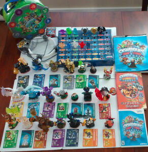 Skylanders Trap Team for Wii (also good for Wii U) + more