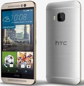 HTC one M9 brand new unlocked 32gb with accessories