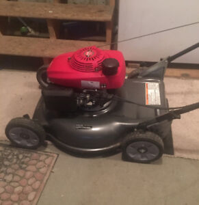 Honda HRS216 Lawnmower