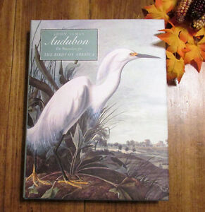 Audubon: The Watercolors for THE BIRDS OF AMERICA ** MINT **