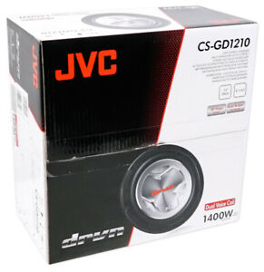 JVC 12in  DVC  Automotive Subwoofer - NEW IN BOX