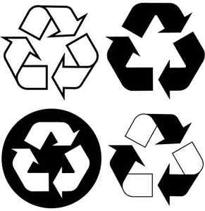 A list of stuff i recycle free of charge.