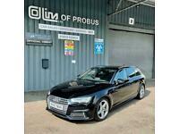 Audi A4 Avant 1.4 TFSI ( 150ps ) ( s/s ) Avant 2018MY S Line