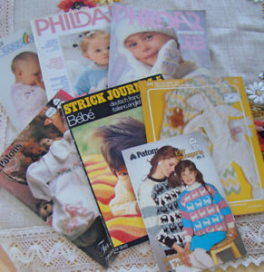 7 Knitting Books for Babies and Children plus more