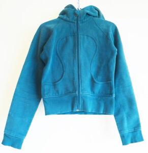 Lululemon Scuba Hoodie - Navy Blue – size 4