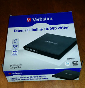 CD/DVD Writer - Verbatim