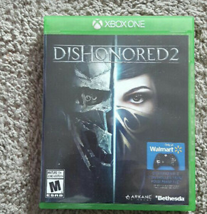 Dishonored 2 -- PERFECT condition