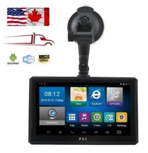 "7"" PGC Transport Truck GPS + Dash Cam DVR (Signature Series)"