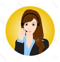 Customer Service Phone Rep Wanted - $1,600/Month
