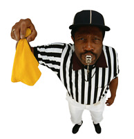 Looking for football ref