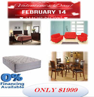 VALENTINE'S DAY OFFER- FULL HOUSE PACKAGE DEAL