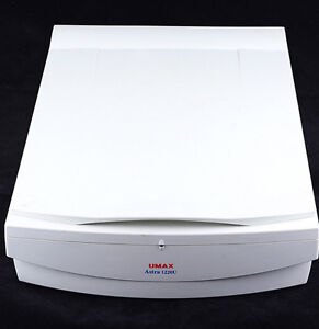 Flatbed Scanner -- Mac, PC -- UMAX Astra 1220u