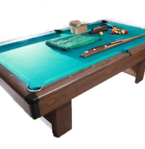 Pool Table (excellent condition)