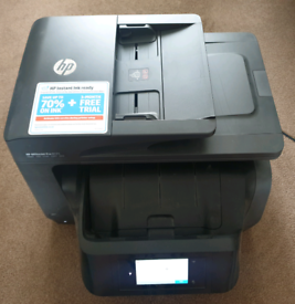 For sale is a HP Officejet Pro 8725 printer.