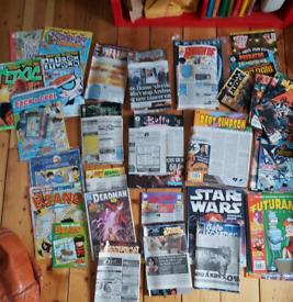 88 AMERICAN COMICS