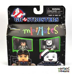 Ghostbusters-Minimates-TRU-Wave-2-Dr-Ray-Stantz-Stay-Puft-Marshmallow-Man