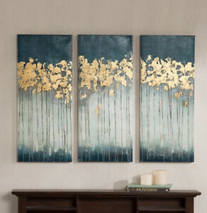3-Piece Canvas Art Wall Set BRAND NEW IN PACKAGING