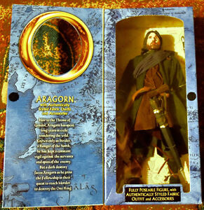 Lord of The Rings 12 inch action figures St. John's Newfoundland image 1