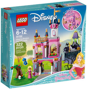 Lego Disney 41152 Sleeping Beauty's Fairytale Castle Neuf
